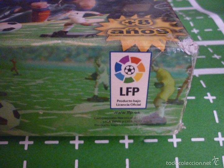 Juegos de mesa: DIFÍCIL DE ENCONTRAR JUEGO FOOTBALL PLAYER. TABLE. TEMPORADA 2009/10 PRODUCTO BAJO LIC FÚTBOL PROF - Foto 3 - 57356956