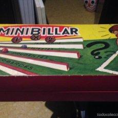 Juegos de mesa: MINIBILLAR DE CONGOST AÑOS 70. Lote 57372168