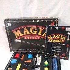 Juegos de mesa: JUEGO DE MESA MAGIA BORRAS N° 4 - 100 TRUCOS CON CAJA E INSTRUCCIONES . Lote 57368936