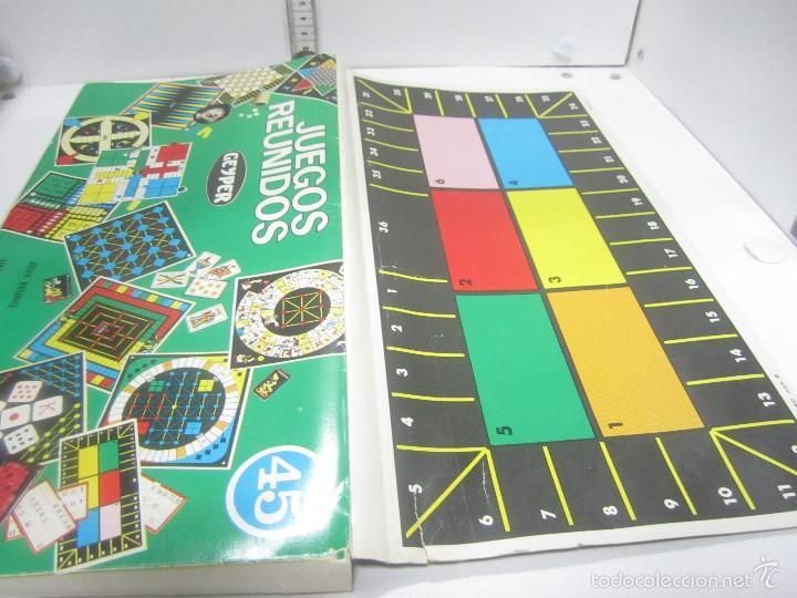 Juegos Reunidos Geyper Tablero Comprar Juegos De Mesa Antiguos En