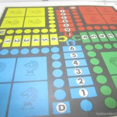 Juegos de mesa: JUEGOS REUNIDOS GEYPER TABLERO. Lote 57386180