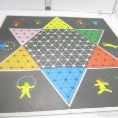 Juegos de mesa: JUEGOS REUNIDOS GEYPER TABLERO. Lote 57386216