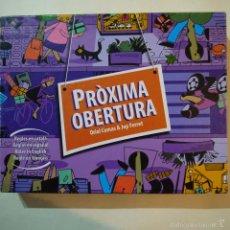 Juegos de mesa: PROXIMA OBERTURA (PROXIMA APERTURA) - ORIOL COMAS & JEP FERRET - 2007 - JUEGO COMPLETO. Lote 57419212
