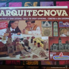 Juegos de mesa: ARQUITECNOVA - MEDITERRANEO - 1996. Lote 57419253