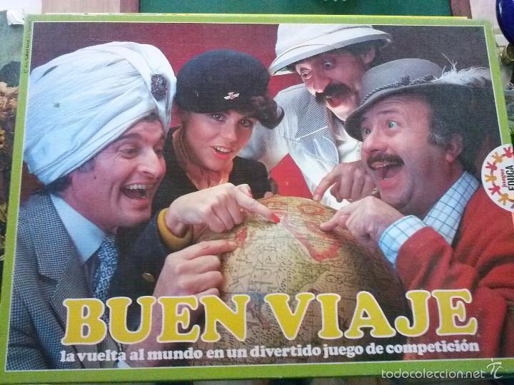 Buen Viaje La Vuelta Al Mundo En Un Divertido Comprar Juegos De