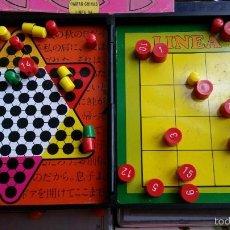 Juegos de mesa: JUEGO MAGNETICO DOBLE DE RIMA. Lote 57497774