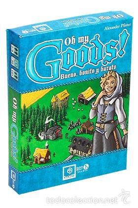 Juegos De Mesa Oh My Goods Bueno Bonito Y B Comprar Juegos De