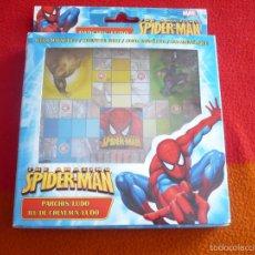 Juegos de mesa: PARCHES DE IMAN SPIDERMAN ¡NUEVO! MARVEL. Lote 57549424
