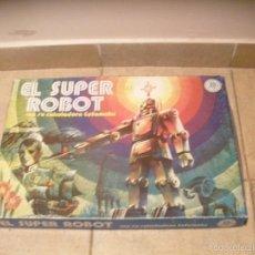 Juegos de mesa: EL SUPER ROBOT DE CEFA. ANTIGUO JUEGO DE PREGUNTAS Y RESPUESTAS DE LOS AÑOS 70.. Lote 57552030