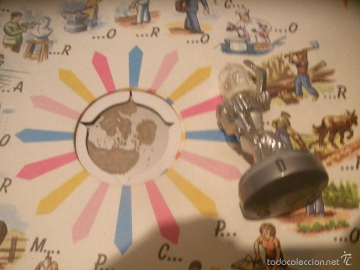 Juegos de mesa: El Super Robot de CEFA. Antiguo juego de preguntas y respuestas de los años 70. - Foto 3 - 57552030