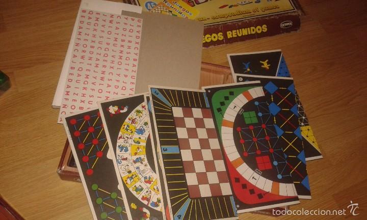 Juegos de mesa: JUEGOS REUNIDO GEYPER 45 - Foto 3 - 57736544