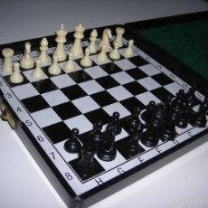 Juegos de mesa: MINI AJEDREZ MAGNETICO.. Lote 57913422