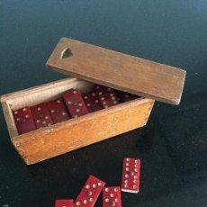Juegos de mesa: DOMINO MINI. Lote 56922576