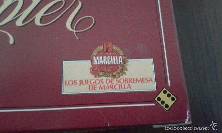 Juegos de mesa: Croupier de Educa. Los juegos de sobremesa de Cafés Marcilla. Completo y sin usar. - Foto 3 - 57975898