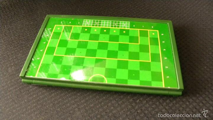 Juegos de mesa: Futbolin de bolsillo Mastergoal - Foto 3 - 58016438