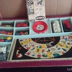 Juegos de mesa: JUEGOS REUNIDOS GEYPER. Lote 58113941