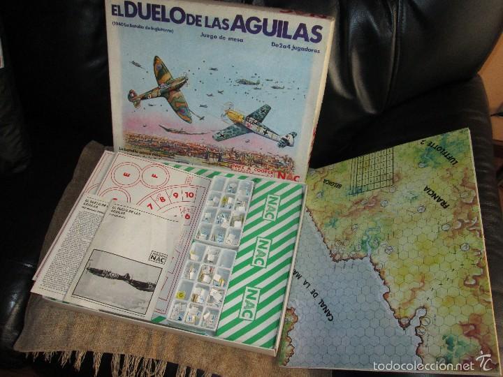 Juego De Mesa El Duelo De Las Aguilas Nac N Comprar Juegos De