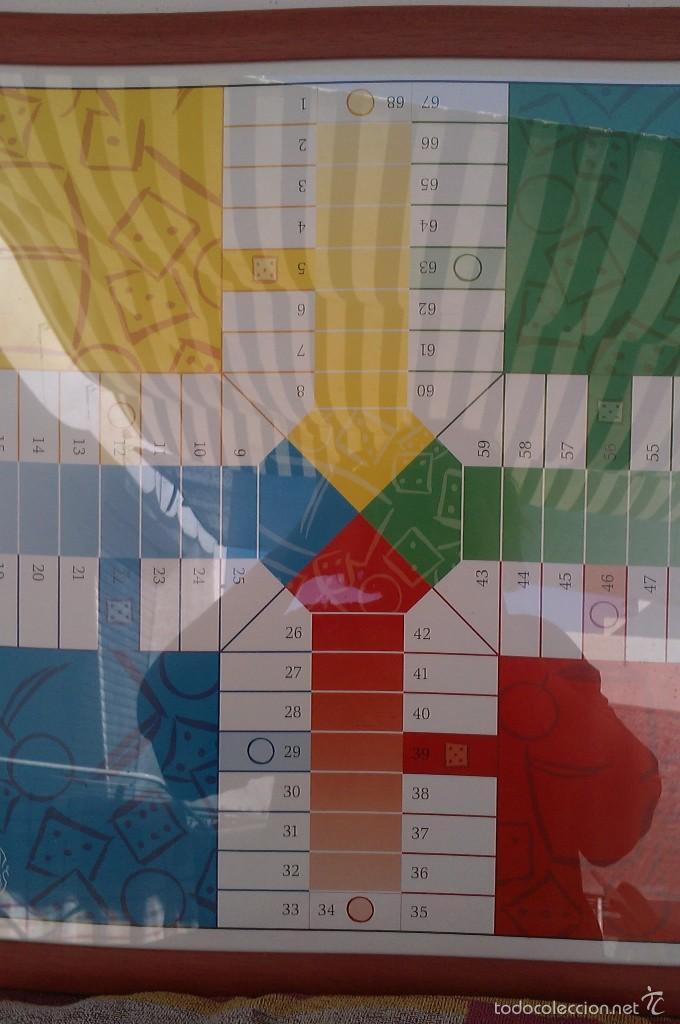 Juegos de mesa: juego de parchis de 6 y 4 jugadores a estrenar - Foto 2 - 58374257