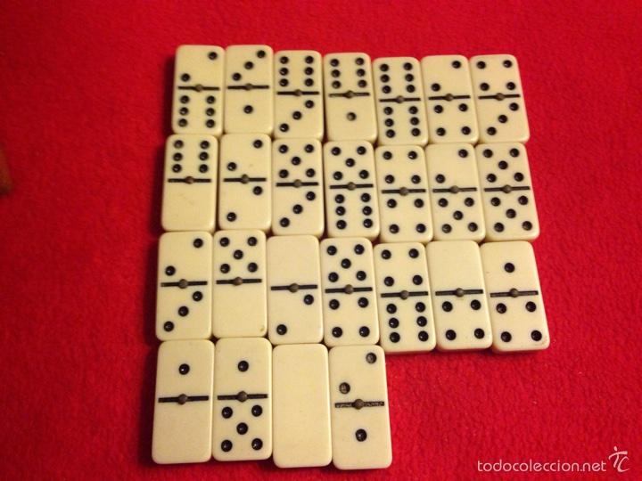 Juegos de mesa: DOMINO EN HUESO O MARFIL...? - Foto 2 - 58379342