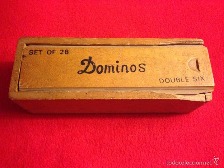 Juegos de mesa: DOMINO EN HUESO O MARFIL...? - Foto 3 - 58379342
