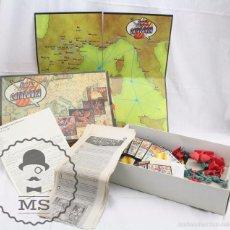Juegos de mesa: JUEGO DE MESA DE ESTRATEGIA - HISTÒRIA MÀGICA DE CATALUNYA - DIARI AVUI - CON PÓSTER. Lote 58404973