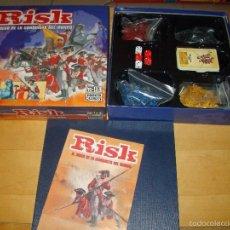 Juegos de mesa: RISK - PARKER. Lote 69558754