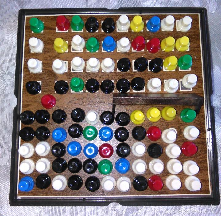 Juegos de mesa: Juego Magnético de Mesa Master Mind. Antiguo, para Viaje. Años 70. Para toda la Familia. - Foto 2 - 59451030