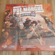 Juegos de mesa: JUEGO DE MESA - ZOMBICIDE - TEMPORADA 3: RUE MORGUE - EDGE. Lote 59521091