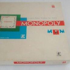 Juegos de mesa: MONOPOLY ANTIGUO. Lote 59620955