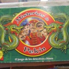 Juegos de mesa: M69 JUEGO DE MESA MISTERIOS DE PEKIN DE PARKER DESCATALOGADO REF 1. Lote 106896107