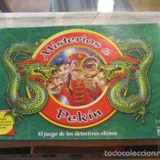 Juegos de mesa: M69 JUEGO DE MESA MISTERIOS DE PEKIN DE PARKER DESCATALOGADO REF 2. Lote 59696423