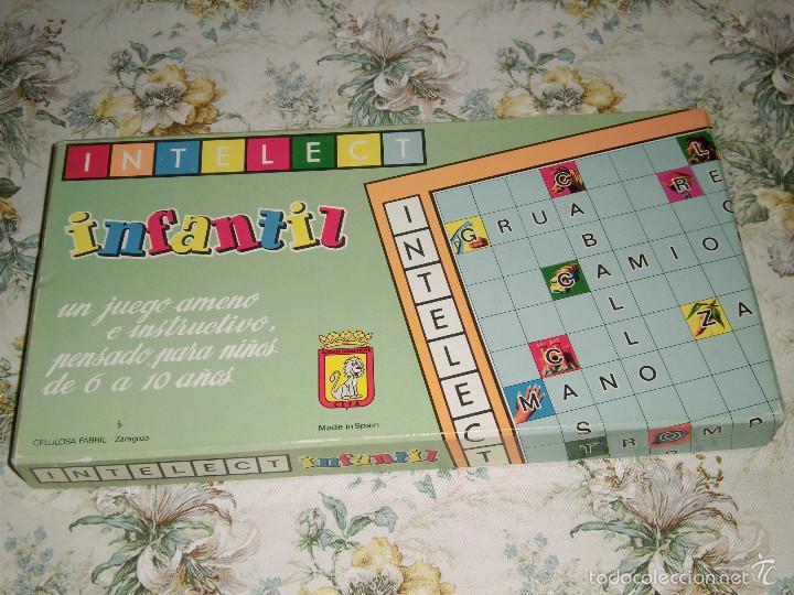 Juego Intelect Infantil De Cefa Para Ninos De Comprar Juegos De