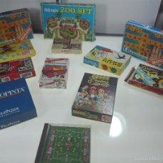 Juegos de mesa: GRAN LOTE DE 12 JUEGOS DE MESA VARIADOS - TAMAÑO MEDIO - . Lote 60208051