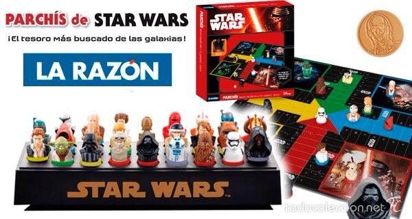 Star Wars Parchis Comprar Juegos De Mesa Antiguos En Todocoleccion