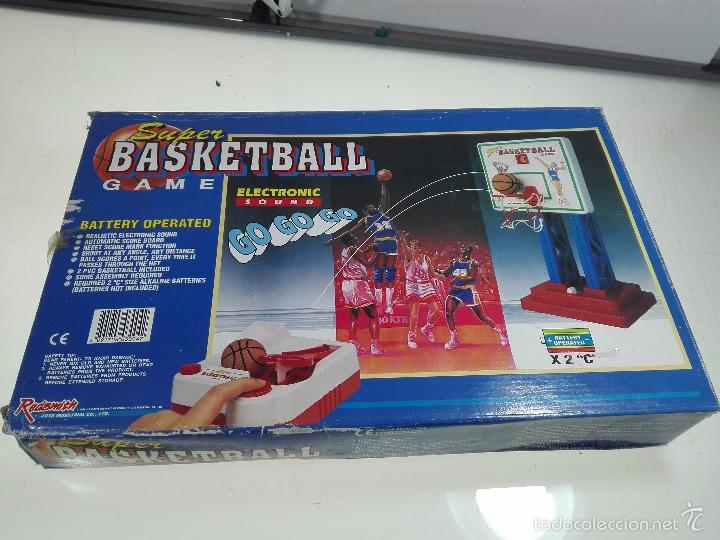 Divertido Juego De Mesa Super Basketball Redsm Comprar Juegos De
