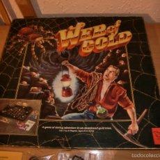 Juegos de mesa: WEB OF GOLD. Lote 61029963