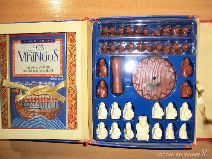 Los Vikingos Juego Mesa Comprar Juegos De Mesa Antiguos En