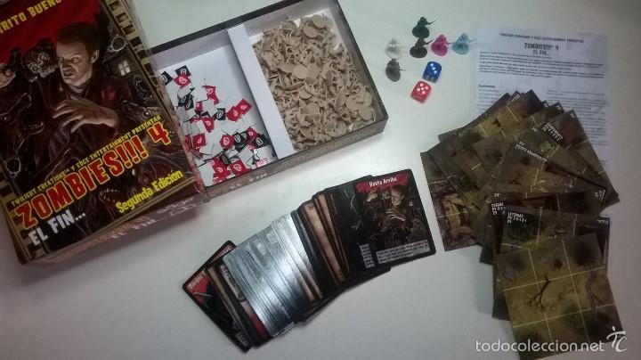 Zombies 4 El Fin Edge 2ª Edicion Jueg Comprar Juegos De