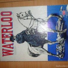 Juegos de mesa: WATERLOO, JUEGO EN INGLES. Lote 61279067