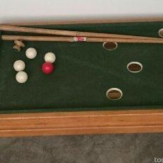 Juegos de mesa: ANTIGUO BILLAR INFANTIL. Lote 61300775
