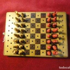 Juegos de mesa: PEQUEÑO JUEGO DE AJEDREZ. Lote 61487347