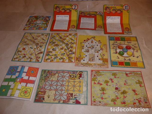 Lote De 11 Juegos Variados De Mesa Juego De Comprar Juegos De