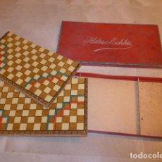 Juegos de mesa: * ANTIGUO JUEGO DE MESA HALMA-ECKHA. Lote 61685636