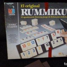 Juegos de mesa: MB JUEGO RUMMIKUB VINTAGE. Lote 62026536