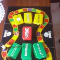 Juegos de mesa: JUEGO DE MESA POLVO DE ESTRELLAS. Lote 62263848