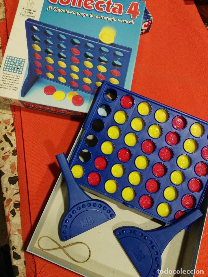 JUEGO DE MESA CONECTA 4 MB (Juguetes - Juegos - Juegos de Mesa)