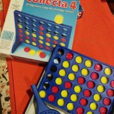 Juegos de mesa: JUEGO DE MESA CONECTA 4 MB. Lote 134260365