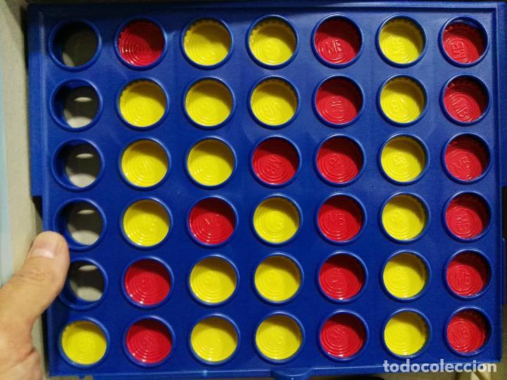 Juegos de mesa: Juego de mesa conecta 4 mb - Foto 2 - 134260365