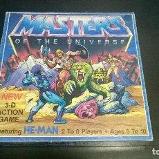 Juegos de mesa: MASTERS DEL UNIVERSO. Lote 62560924