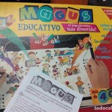 Juegos de mesa: JUEGO DE MESA MAGUS EDUCATIVO. Lote 62611092
